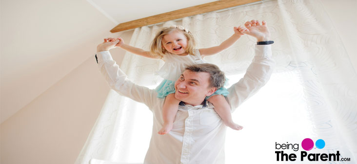 Let's Admit It : 10 Things Dads Do Better Than Moms When It Comes To Kids