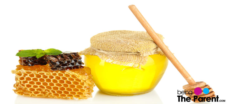 honey for cold and cough