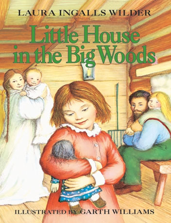 little house in the big woo