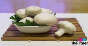 mushrooms during pregnancy