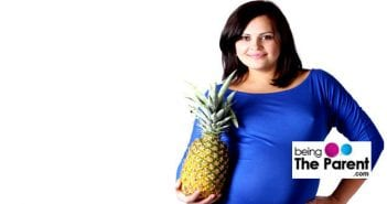pineapple induce labor