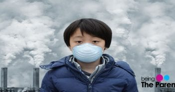 Air pollution in children