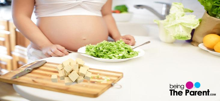 tofu in pregnancy
