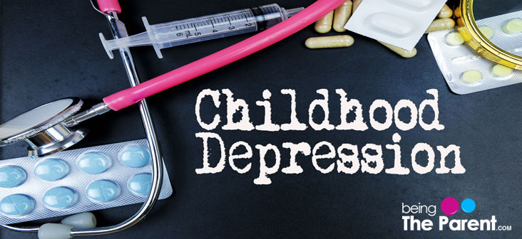 Childhood depression