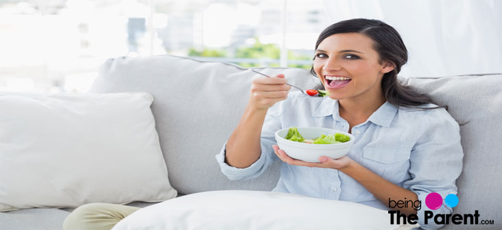Diet After Cesarean Delivery: Foods To Eat And Avoid | Being The Parent