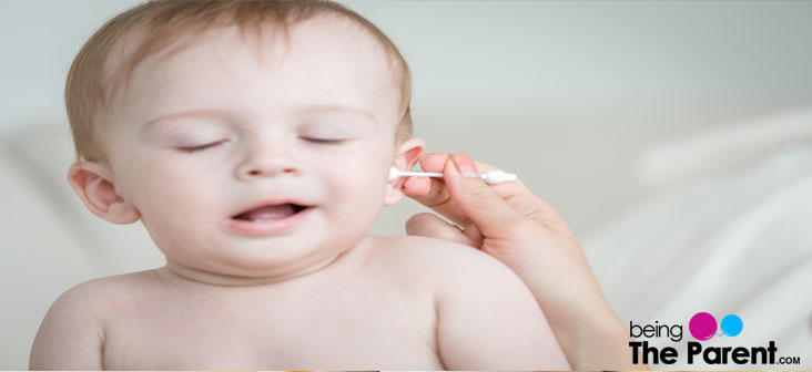 ear wax in toddlers