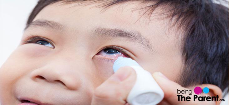 eyerops for pinkeye