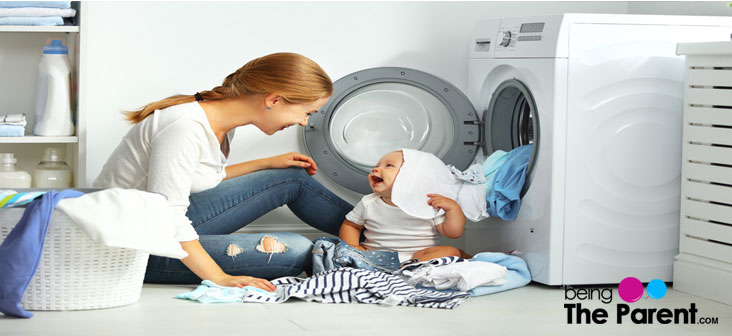 5 Useful Tips To Effectively Clean Your Baby S Clothes Being The