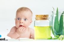 eucalyptus oil for babies