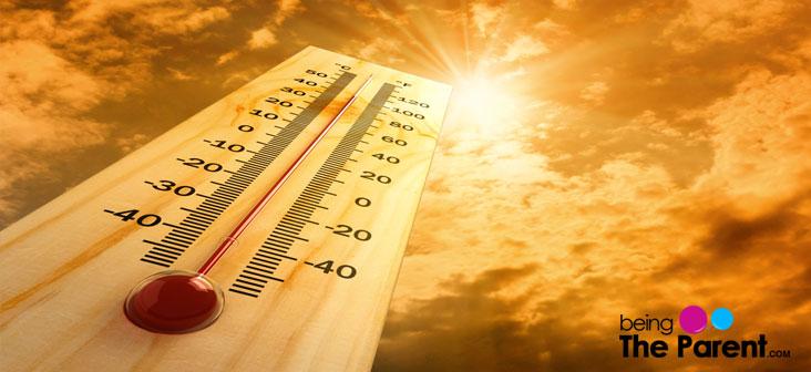 heat stroke in babies