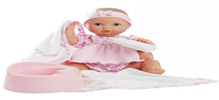 potty dolls