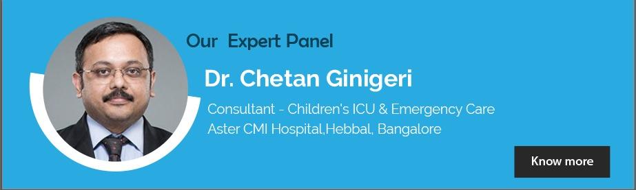 dr chetan ginigeri