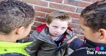 bullying in kids