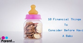 financial planning before b