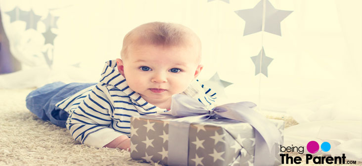 10 Unique First Birthday Gift Ideas For Boys