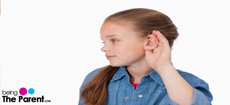 hearing problem in kids