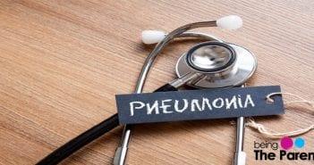 pnuemonia in kids