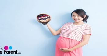 pregnant woman acai berry