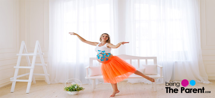 Dancing While Pregnant 25