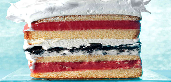 7-Layer-icecream cake