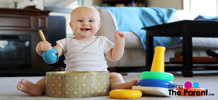 8 Learning And Engaging Activities for 9 Months Old Baby