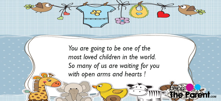 Baby Shower Messages wishes
