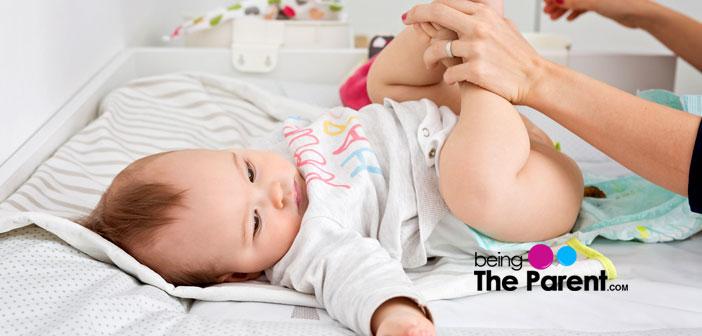 Breastfed Baby Poop