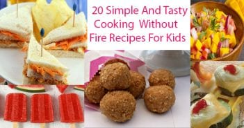 cooking without fire recipes