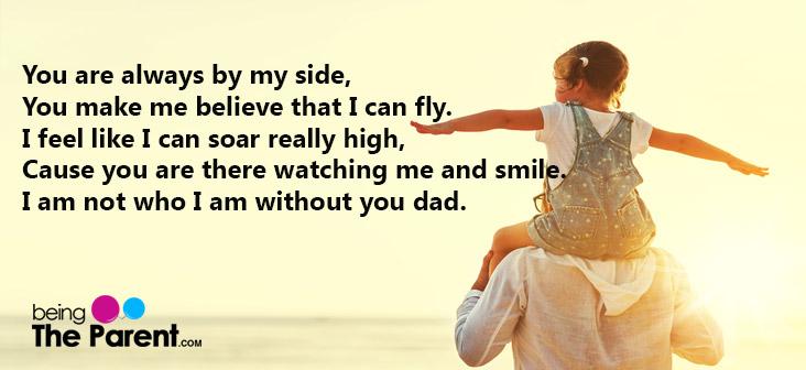 flying dad