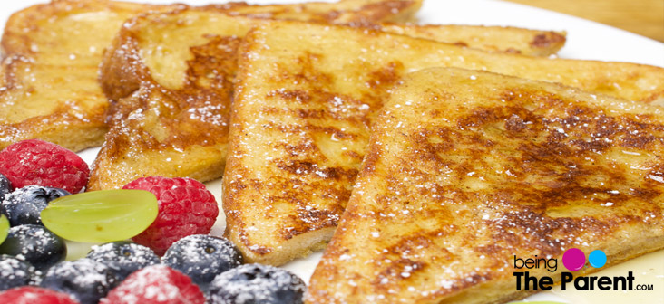 5 Easy And Quick French Toast Recipes For Kids