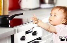toddler emergency hot pan