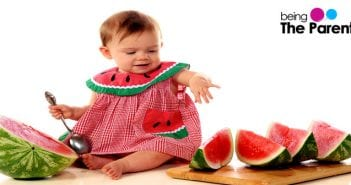 watermelon for babies
