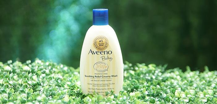 Aveeno Baby Products Now Available In India