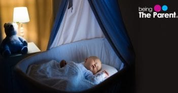 baby sleeping through night