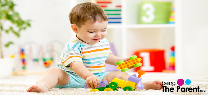 8 Ways Toys Can Help Your Baby Learn