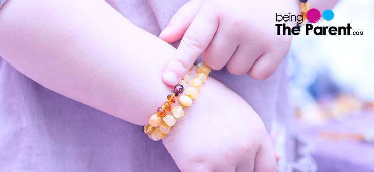 Cute Jewellery Ideas For Babies