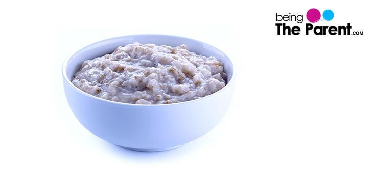 Benefits Of Oats For Babies
