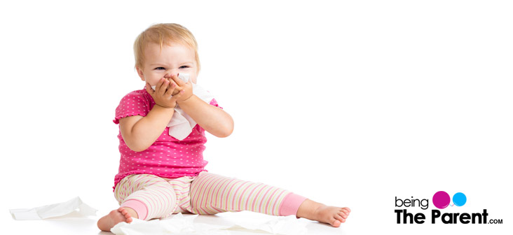 hay fever in babies
