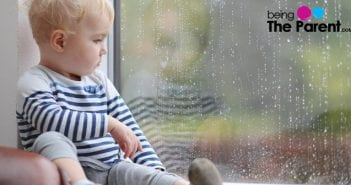 protecting baby during rainy season