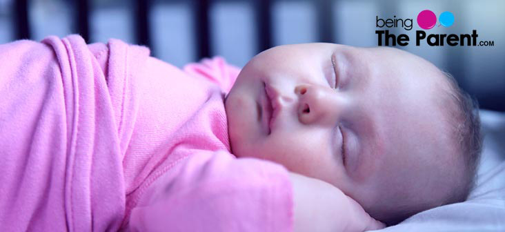 safe sleeping positions for baby
