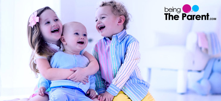 How To Encourage Sibling Bonding In Young Children?