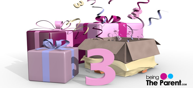8 Interesting Third Birthday Gift Ideas For Girls