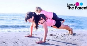 Tips Busy Mom Stay Healthy