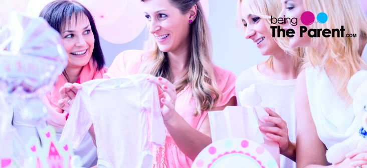 Simple Baby Shower Games