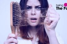 Hair loss during Ovulation