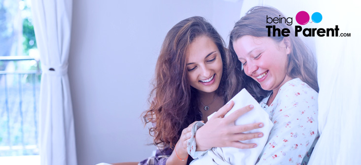 Visiting a Newborn? 12 Etiquette rules to follow