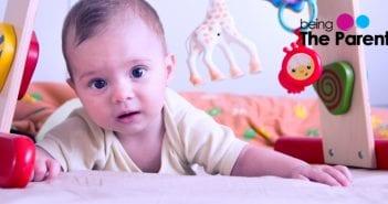 Baby Milestones 5 Months