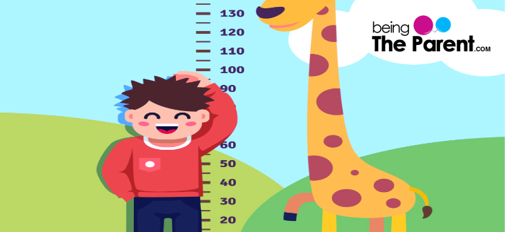 Height Weight Charts For Children Being The Parent