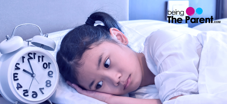 Insomnia in Children: Causes & Treatment
