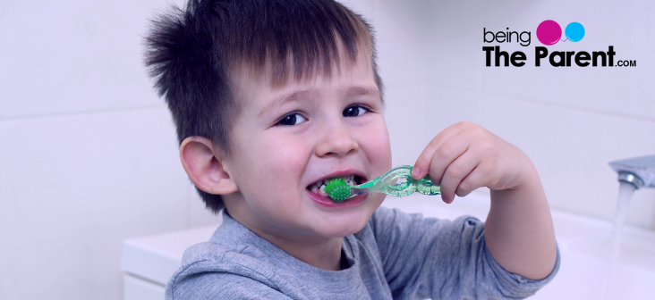 Toddler tooth decay treatment